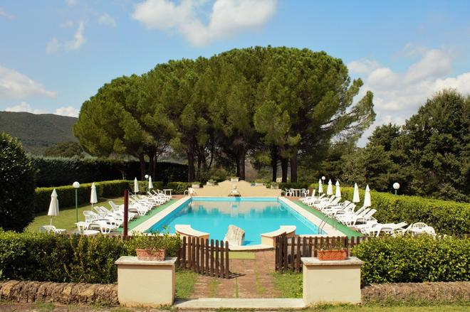 La Ripa - Scandriglia - Pool