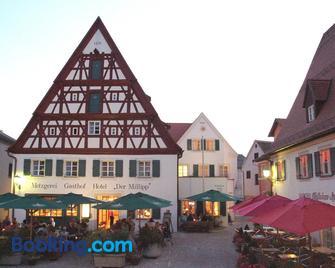 Metzgerei Gasthof Romantikhotel Der Millipp - Beilngries - Gebouw