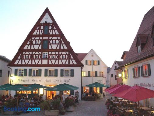 Metzgerei Gasthof Romantikhotel Der Millipp - Beilngries - Building