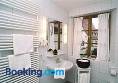 Metzgerei Gasthof Romantikhotel Der Millipp - Beilngries - Bathroom