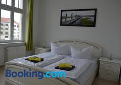 Apartment-Hotel - Wittenberge - Bedroom