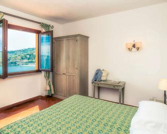 Mercure Argentario Hotel Filippo II - Monte Argentario - Schlafzimmer