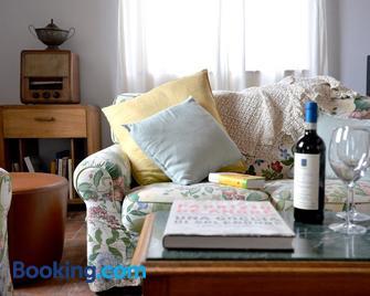 Agriturismo Il Rigo - San Quirico d'Orcia - Living room