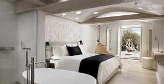 Kensho Ornos - Mykonos - Bedroom