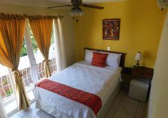 Hotel San Jose Hostal - San Salvador - Bedroom