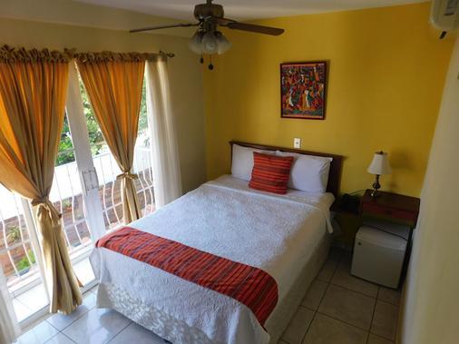 Hotel San Jose Hostal - San Salvador - Bedroom