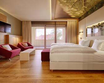 Kaisergarten Hotel & Spa - Deidesheim - Ložnice
