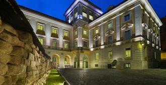 Palazzo Montemartini Hotel by Radisson Collection - Roma - Bangunan