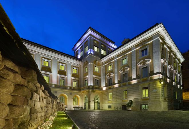 Palazzo Montemartini Hotel by Radisson Collection - Ρώμη - Κτίριο