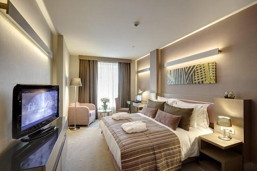 Avantgarde Levent Hotel - Boutique Class - Istanbul - Bedroom