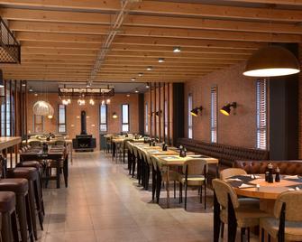 斯瓦科普蒙德邦恩酒店 - 斯瓦科普蒙德 - 斯瓦科普蒙德 - 餐廳