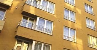 Hotel Europe - אוסטנד - בניין