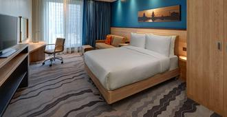 Hampton by Hilton Berlin City Centre Alexanderplatz - Berlin - Soverom