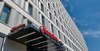 Hampton by Hilton Berlin City Centre Alexanderplatz - Berliini - Rakennus