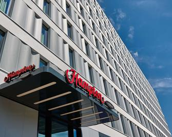 Hampton by Hilton Berlin City Centre Alexanderplatz - Berlín - Edifici