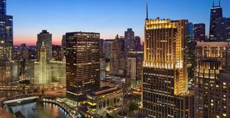 Swissotel Chicago - Chicago - Outdoors view