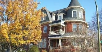 Wilson House Bed & Breakfast - Baltimore - Building
