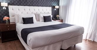 Ker Belgrano Hotel - בואנוס איירס - חדר שינה