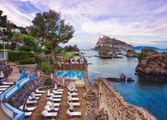 Strand Hotel Delfini - Ischia - Παραλία