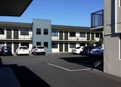 Abode On Courtenay Motor Inn - New Plymouth - Budynek