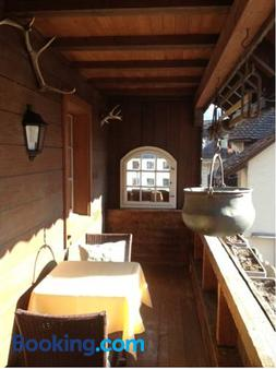 Gasthaus Tübli Gersau - Gersau - Dining room