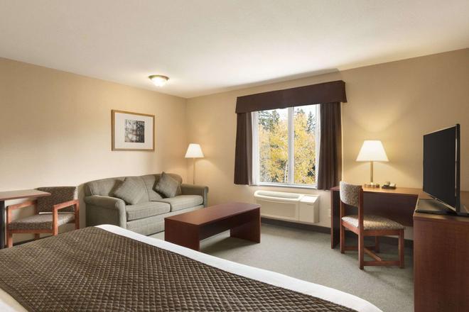 Days Inn by Wyndham Thunder Bay North - Thunder Bay - Bedroom