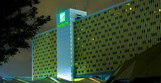 Holiday Inn Sao Paulo Parque Anhembi - São Paulo - Edificio