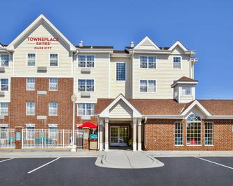 TownePlace Suites by Marriott Minneapolis-St. Paul Airport/Eagan - Eagan - Building