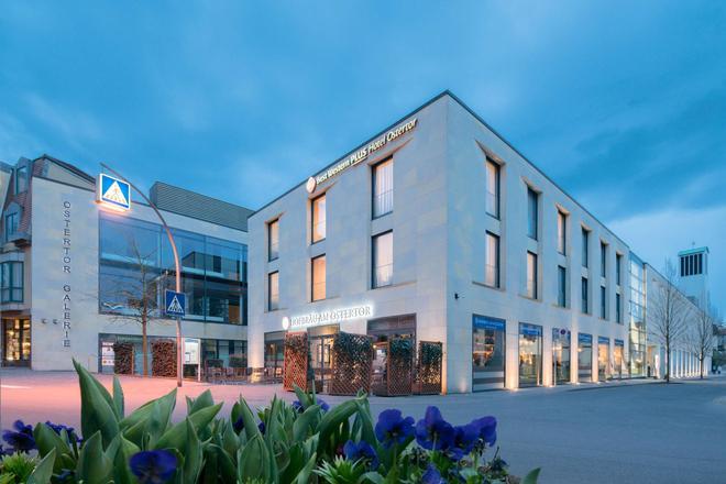 Best Western Plus Hotel Ostertor - Bad Salzuflen - Κτίριο