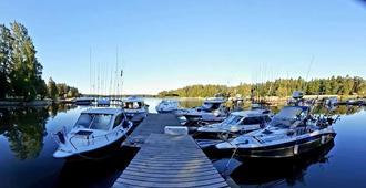 Jollas89 Hotelli - Helsinki - Outdoors view