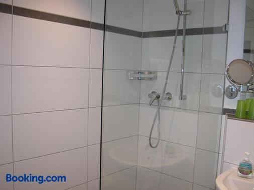 Hotel Zum Hirschhaus - Ruhpolding - Μπάνιο