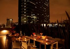 Isaaya Hotel Boutique By Wtc - Mexico City - Restaurant