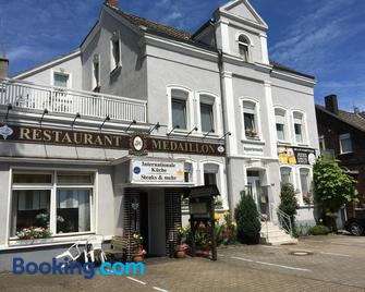 Restaurant Haus Medaillon - Hamm (North Rhine-Westphalia) - Building