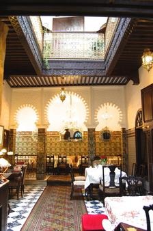Riad El Reducto - Tétouan - Ravintola