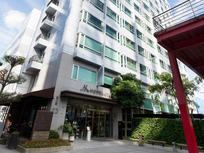 Home Hotel - Taipei - Building