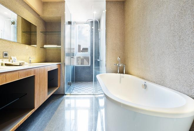 Home Hotel - Taipei - Bathroom