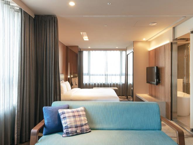 Home Hotel - Taipei - Bedroom