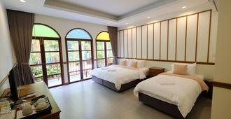 Baan Imm Sook Resort - Chanthaburi - Phòng ngủ