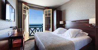 Hôtel Ambassadeurs - Saint-Malo - Phòng ngủ