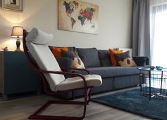 Apartmenthaus Abendsonne - Koblenz - Olohuone