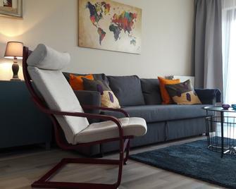Apartmenthaus Abendsonne - Koblenz - Living room