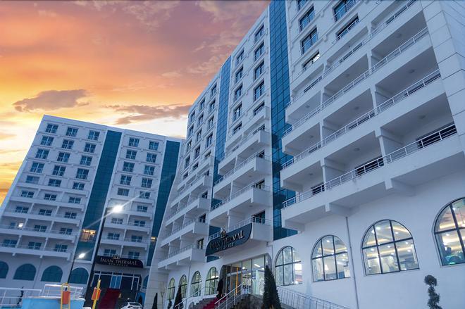 Karen Thermal Residence - Kozaklı - Building