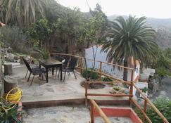 Rural House Presa La Encantadora - Special Offer - Vallehermoso - Innenhof