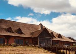 Buckswood Hilltops - Siteki - Building