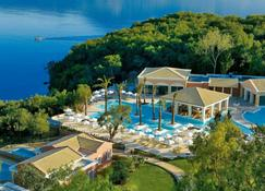 Grecotel Eva Palace - Thị trấn Corfu - Toà nhà