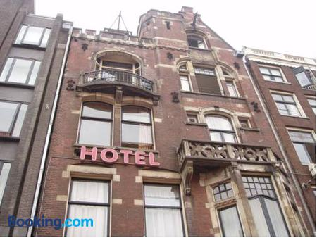 Hotel Manofa - Amsterdam - Toà nhà