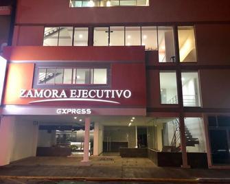 Zamora Ejecutivo Express - Zamora - Building