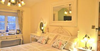 The Firecat Country House B&B - Machynlleth - Bedroom