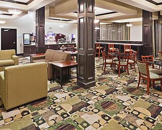 Holiday Inn Express Hotel & Suites Brownfield - Brownfield - Ресторан