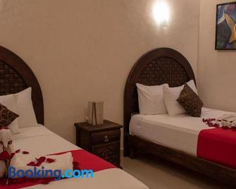 Cedro Rojo - Bacalar - Bedroom